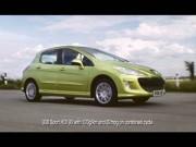 Peugeot - Carbon Tyre Print