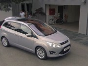 ford C-max poster